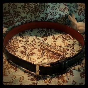 Joan Helpern Calfskin Belt